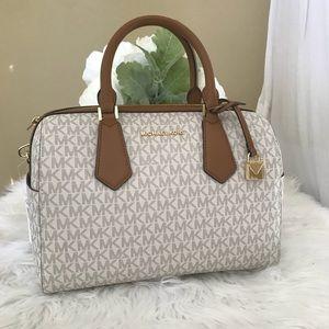 Michael Kors Large duffle Bag satchel
